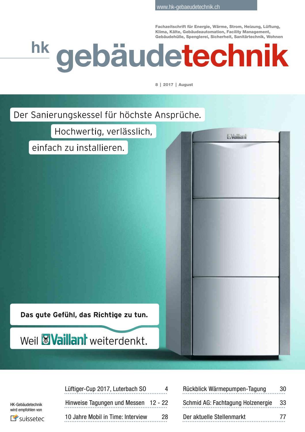 Berühmt Belüftete Zentralheizung Galerie - Elektrische Schaltplan ...