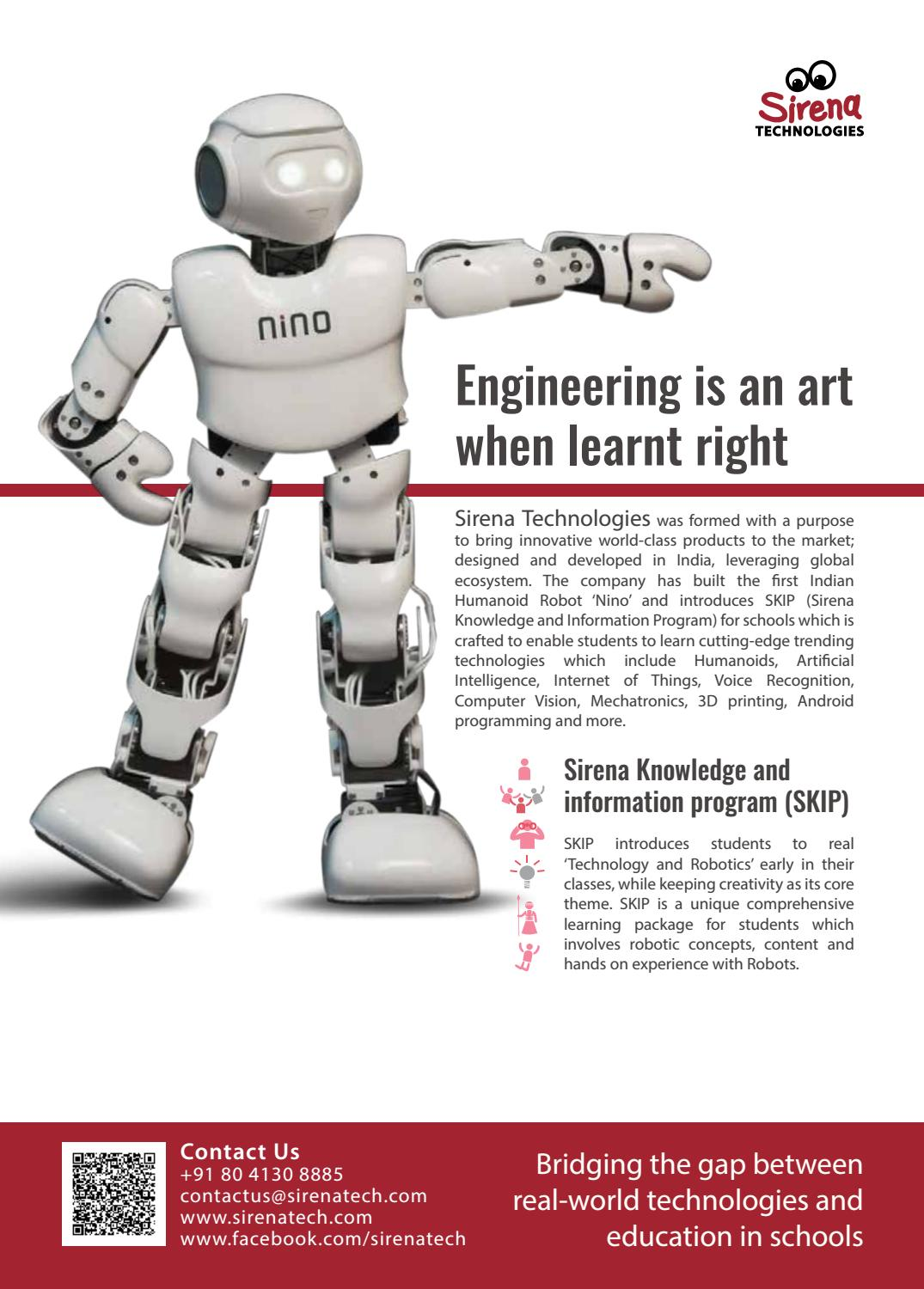 digital LEARNING Magazine July August Issue 2017 by digital LEARNING