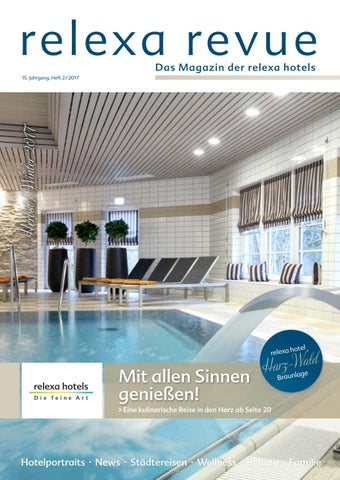 Relexa Revue Reisemagazin Frühjahr 2017 By Relexa Hotel