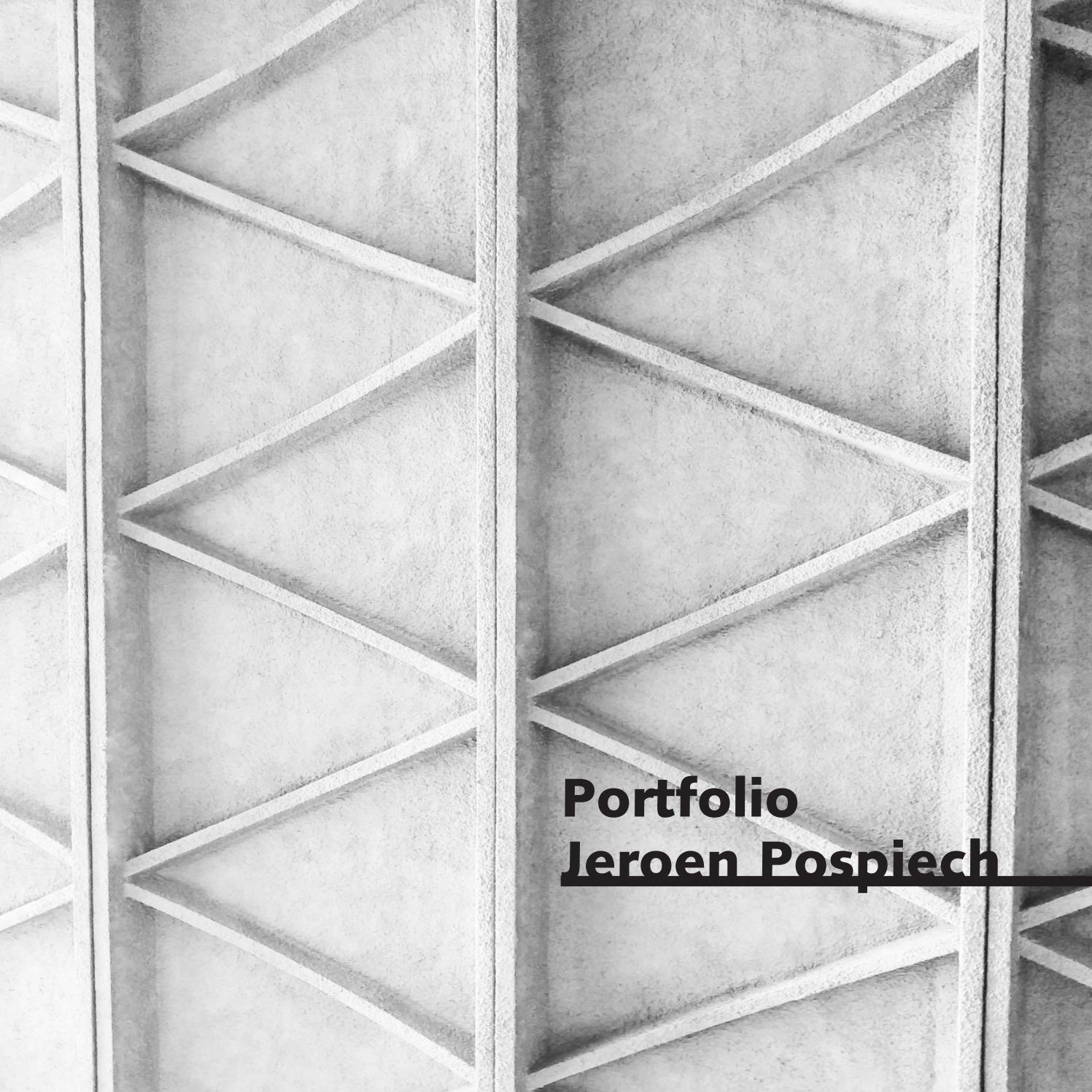 Portfolio By Jeroen Pospiech