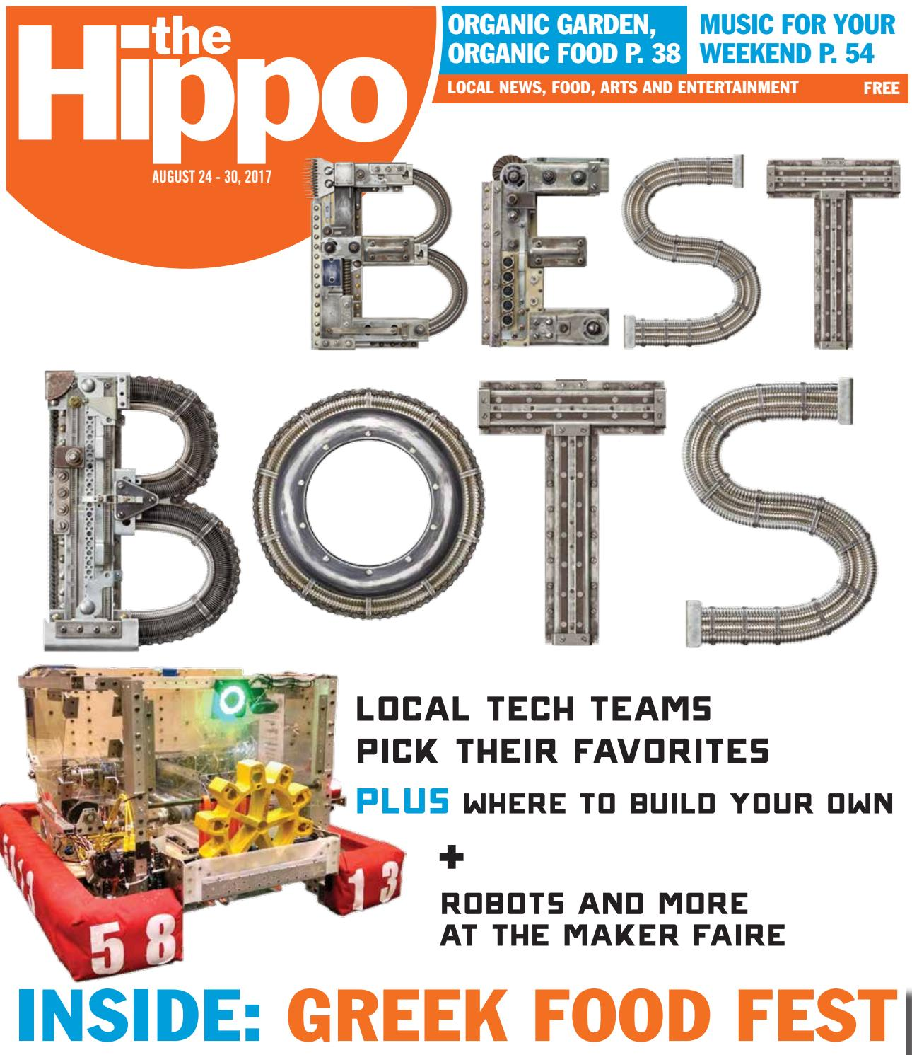 Hippo 8/24/17 by The Hippo - issuu