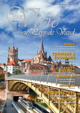 Bien Vivre En Pays De Vaud By Bien Vivre Issuu - Porte placard coulissante jumelé avec serrurier bourg la reine