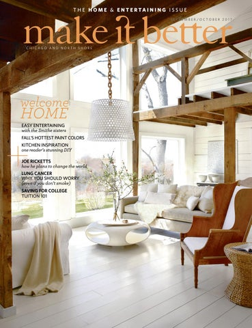 3210ce2003 Make It Better Sept Oct 2017 Home and Entertaining Issue by Make It ...