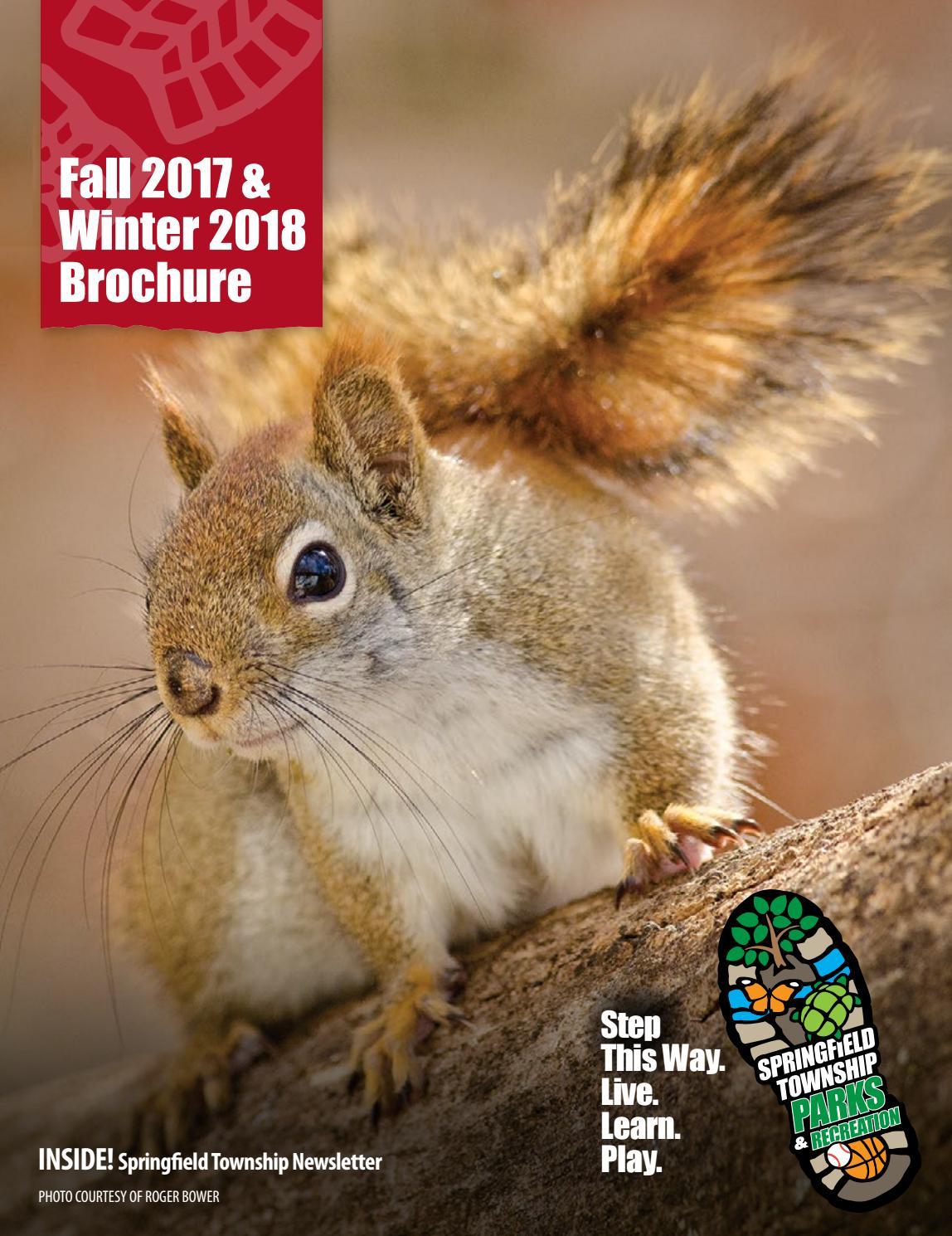aurora recreation guide fall 2017