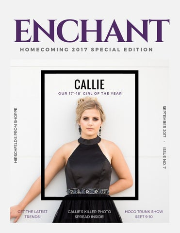 6a30dec357 Homecoming  17 Enchant issue by promshoppe - issuu