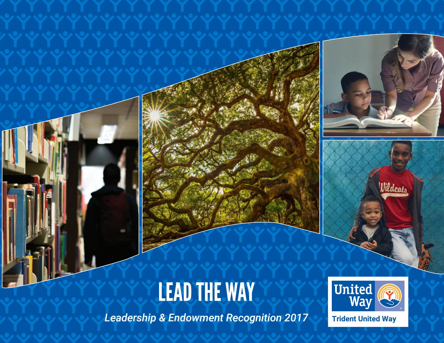 2017 TUW Leadership and Endowment Recognition Book by