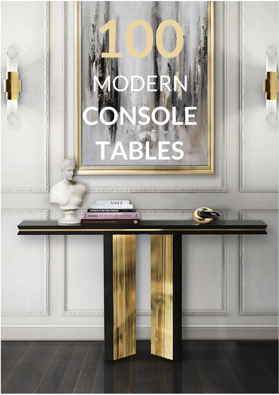 100 Modern Design Console Tables By Boca Do Lobo Issuu