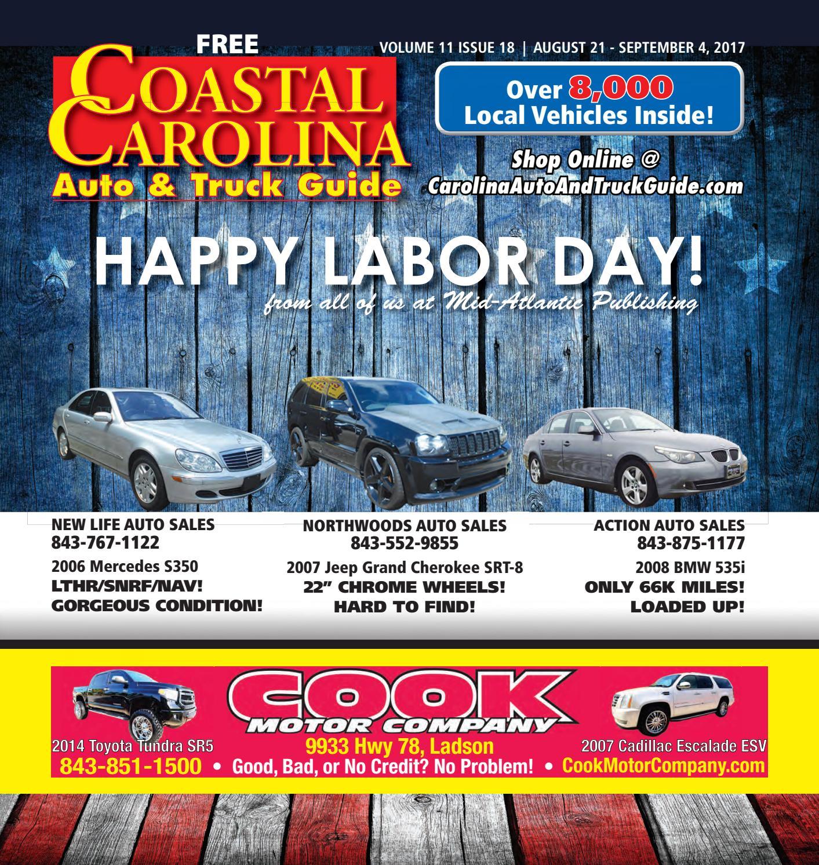 Vol 11 Iss 18 By Coastal Carolina Auto & Truck Guide
