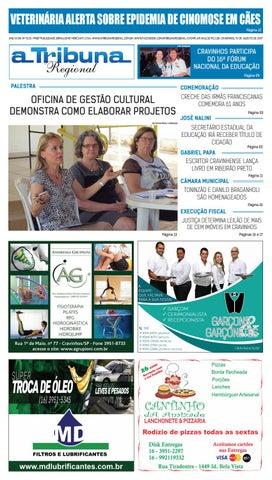 4a99bcb5364 jornal A Tribuna Regional de Cravinhos