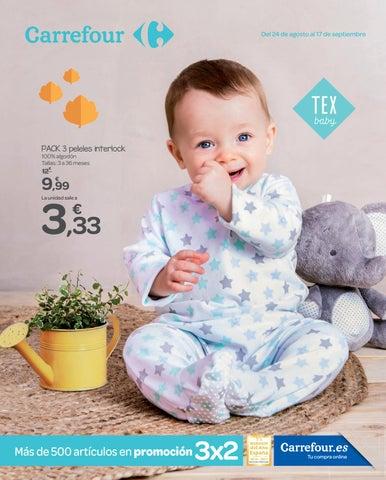 Catálogo TEX Baby Carrefour By Ofertas Supermercados   Issuu