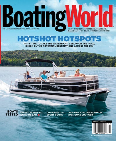 seaark 24v trolling motor wiring diagram july august 2017     boating world magazine by duncan mcintosh  july august 2017     boating world