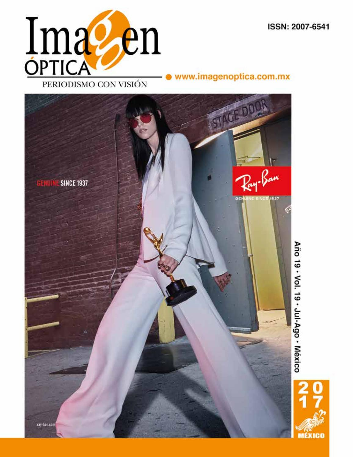 Revista Julio Agosto 2017 by Imagen Optica - issuu