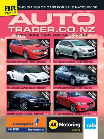 5dbc0881ef Auto Trader Issue 1785 by Minimax Design - issuu