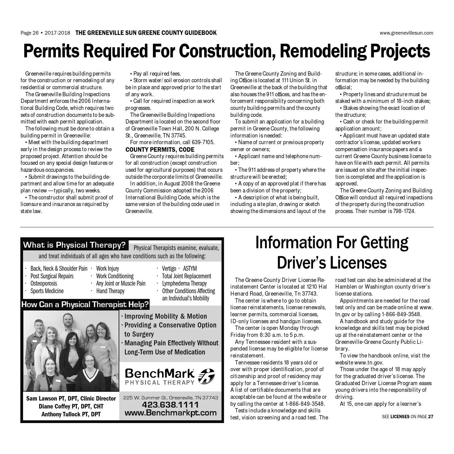 greeneville tn drivers license reinstatement