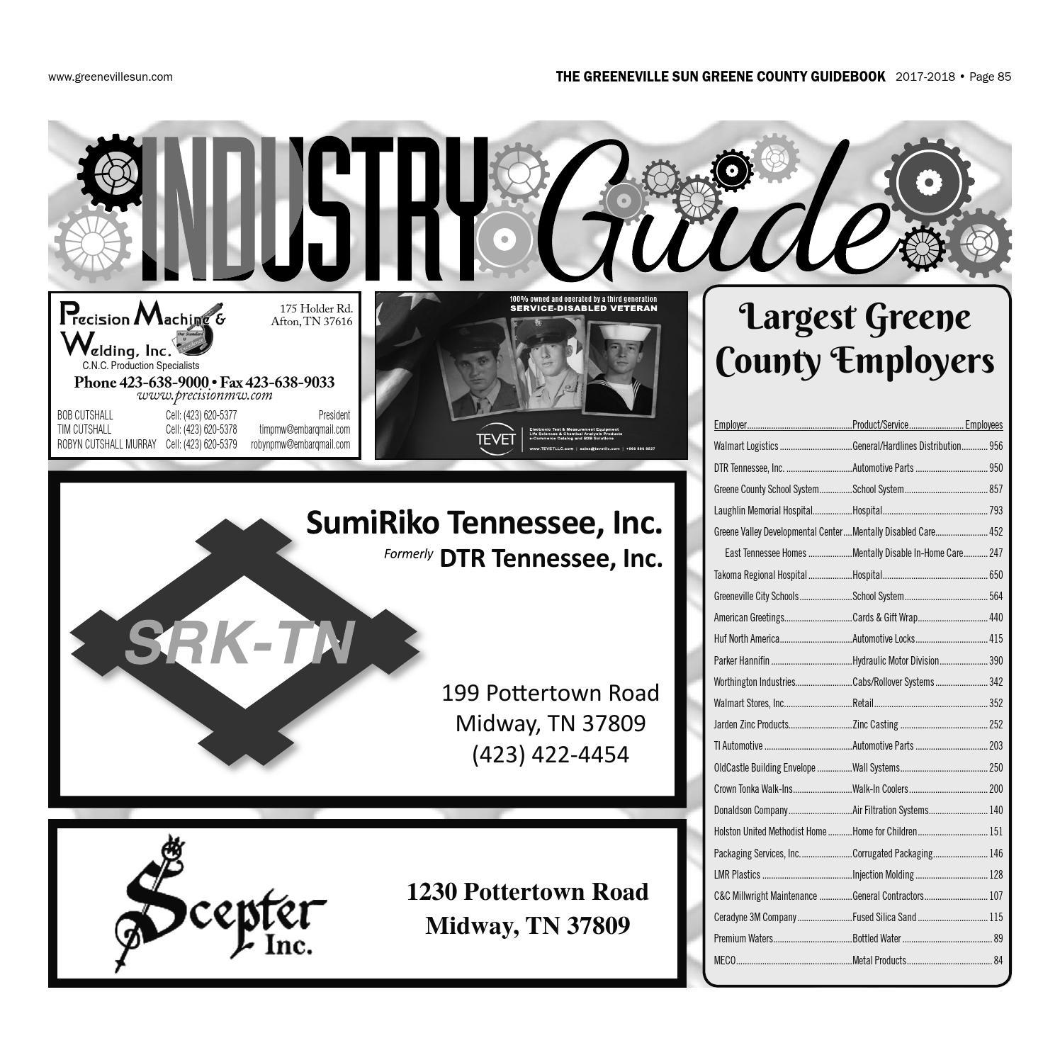 The greeneville sun guidebook 2017 18 by the greeneville sun issuu m4hsunfo