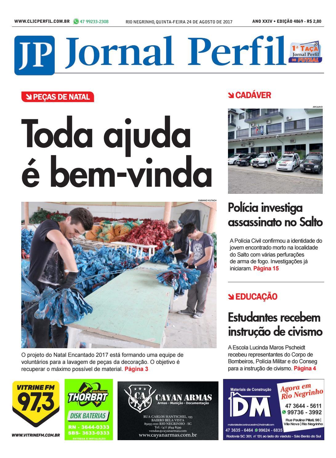 078a74fcb Jornal perfil 24 08 2017 by Jornal Perfil - issuu