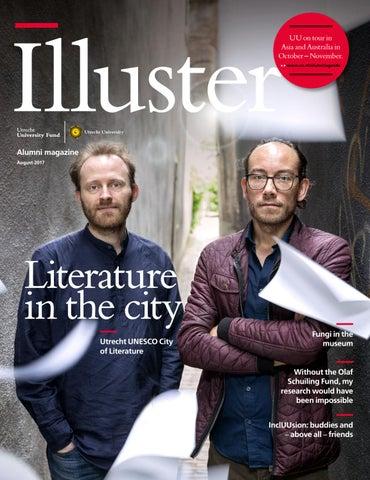 Alumni Magazine Illuster August 2017 By Utrechts