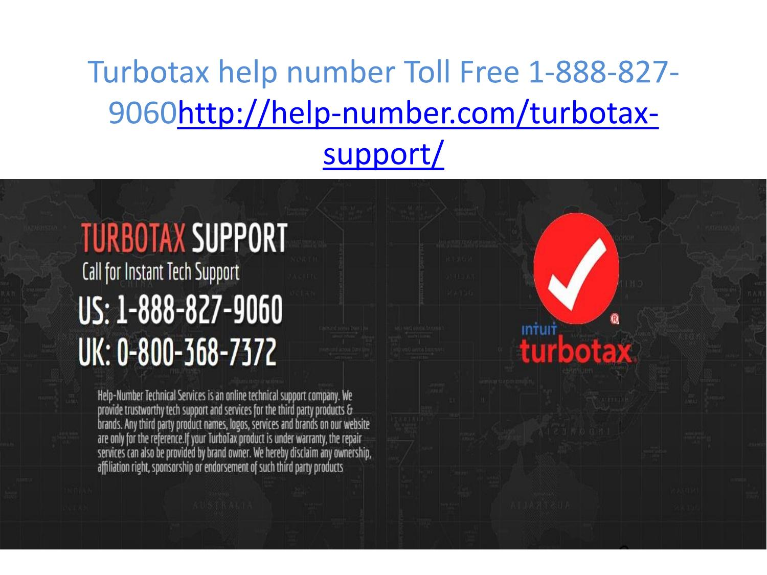 Turbotax help number Toll Free 1-888-827-9060 by Mark Henry