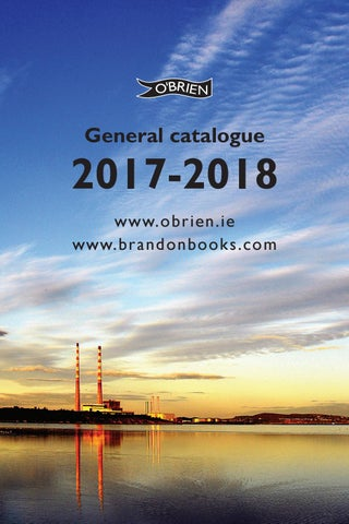 Obpgeneralcatalogue2017 By The Obrien Press Ltd Issuu