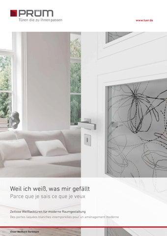 Pruem Weisslack By Kaiser Design   Issuu