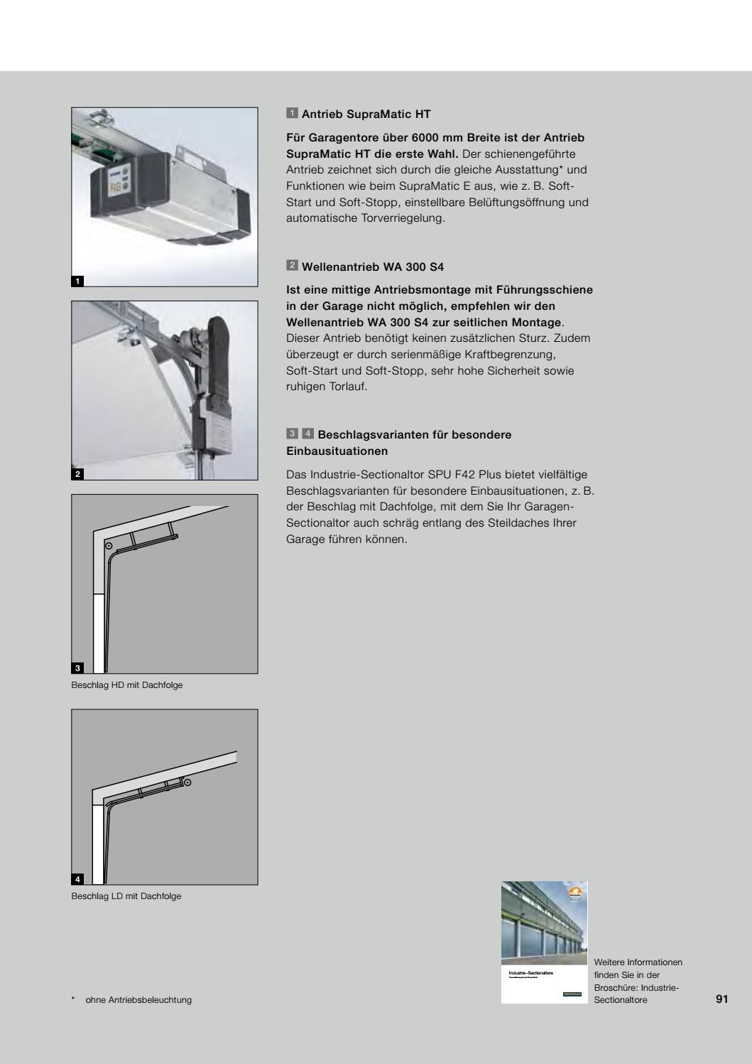 Hoermann Garagen By Kaiser Design Issuu