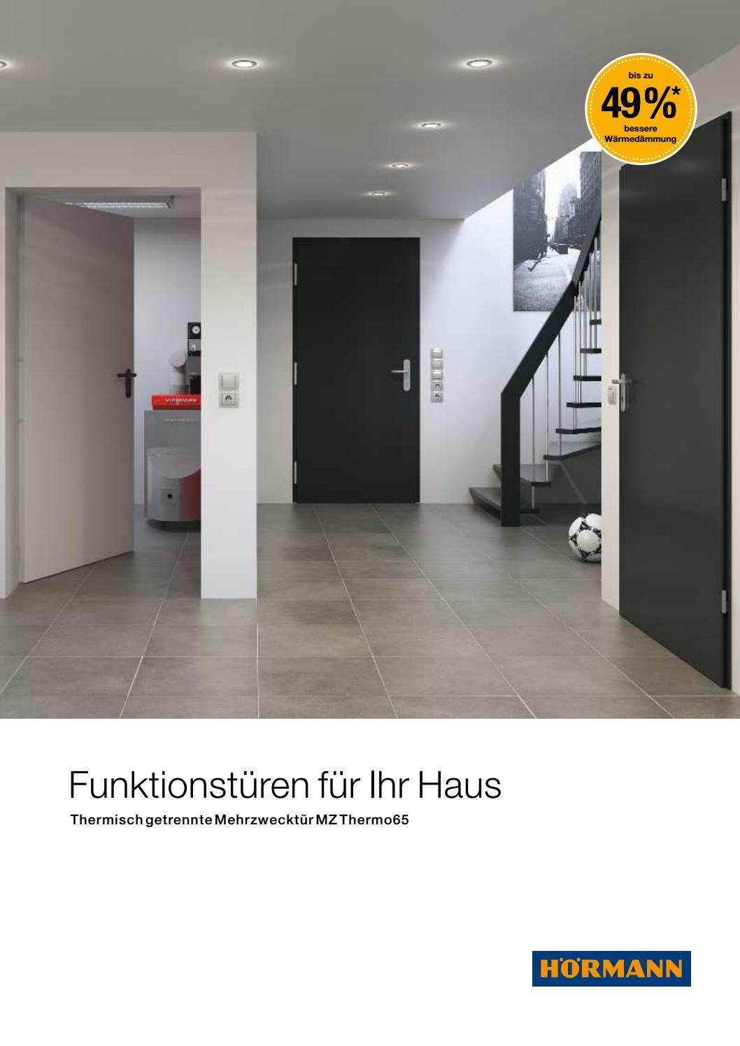 hoermann tueren by kaiser design issuu. Black Bedroom Furniture Sets. Home Design Ideas