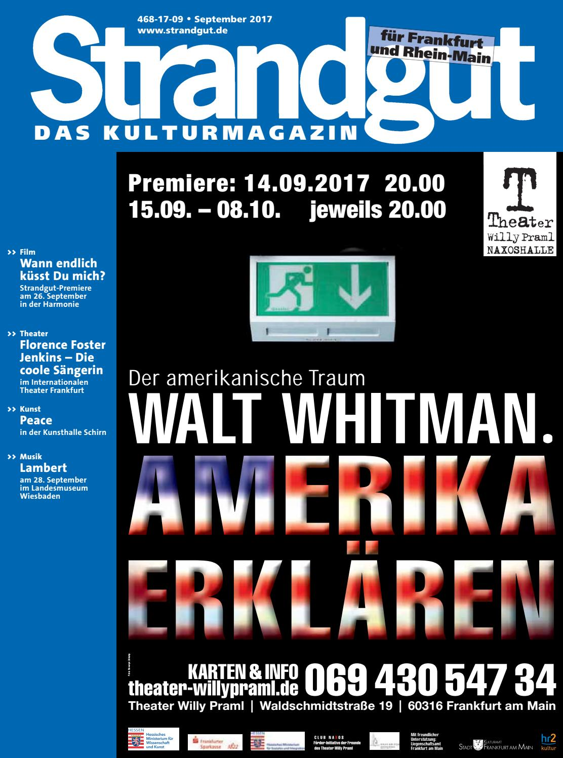 Strandgut 09/2017 by Strandgut Kulturmagazin - issuu
