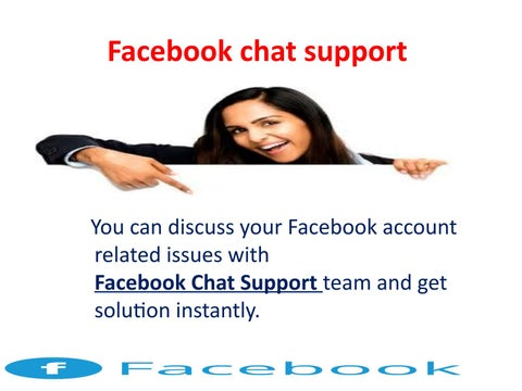 Page 1. Facebook Chat Support