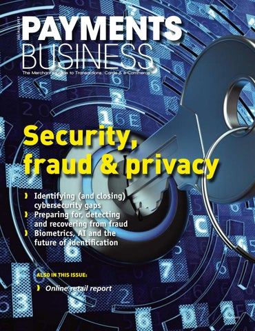 Payments Business Magazine Jul/Aug 2017 by Lloydmedia Inc - issuu