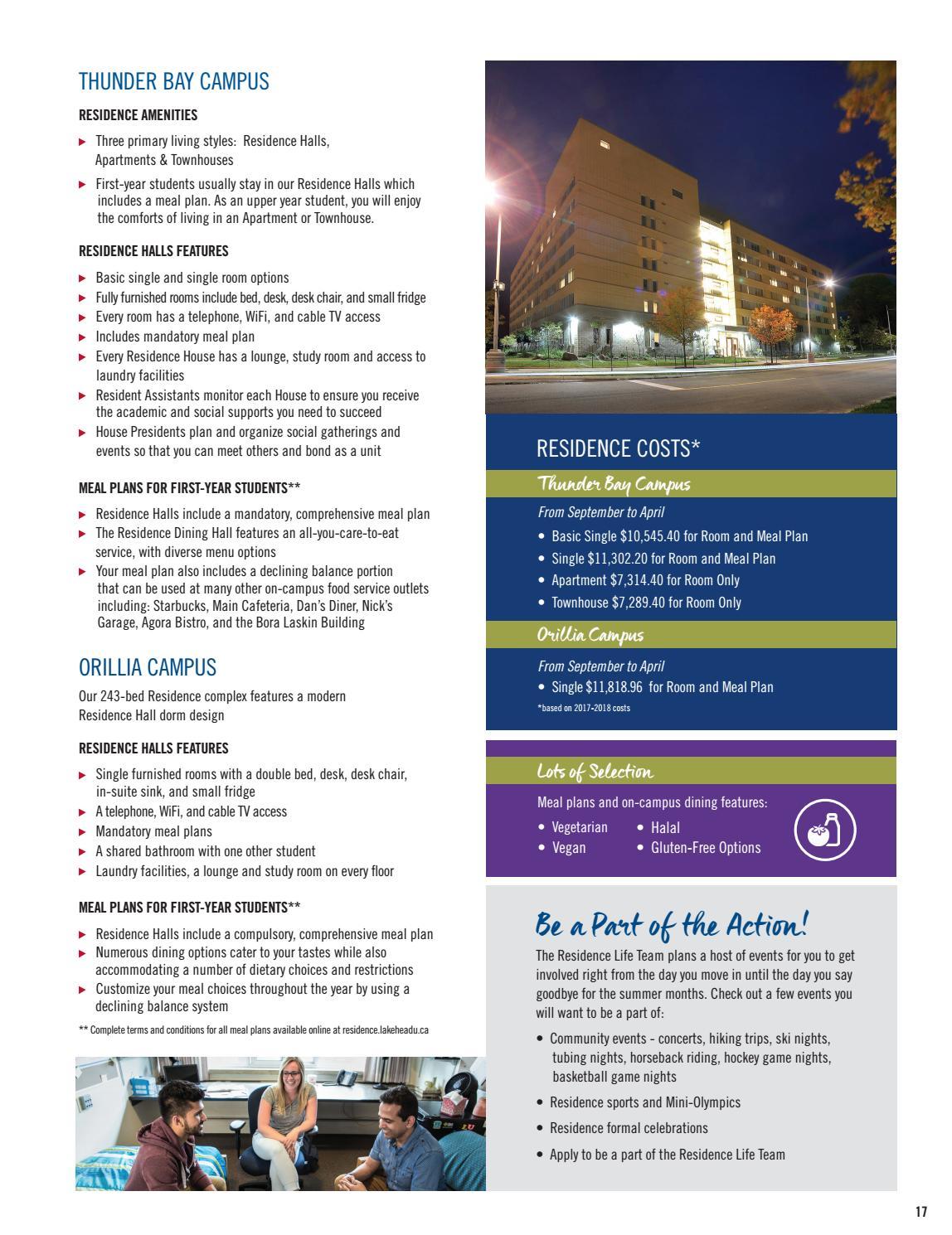 Lakehead University Viewbook by Lakehead University