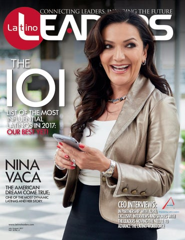 The 101 Edition By Latino Leaders