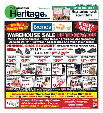 big sale 621ee 07f52 Kingston 082417 by Metroland East - Kingston Heritage   Real Estate ...