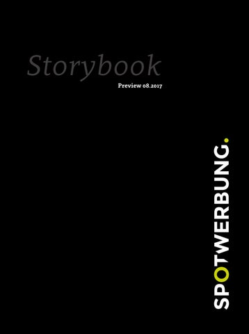 Spot Storybook by dario cantoni - issuu