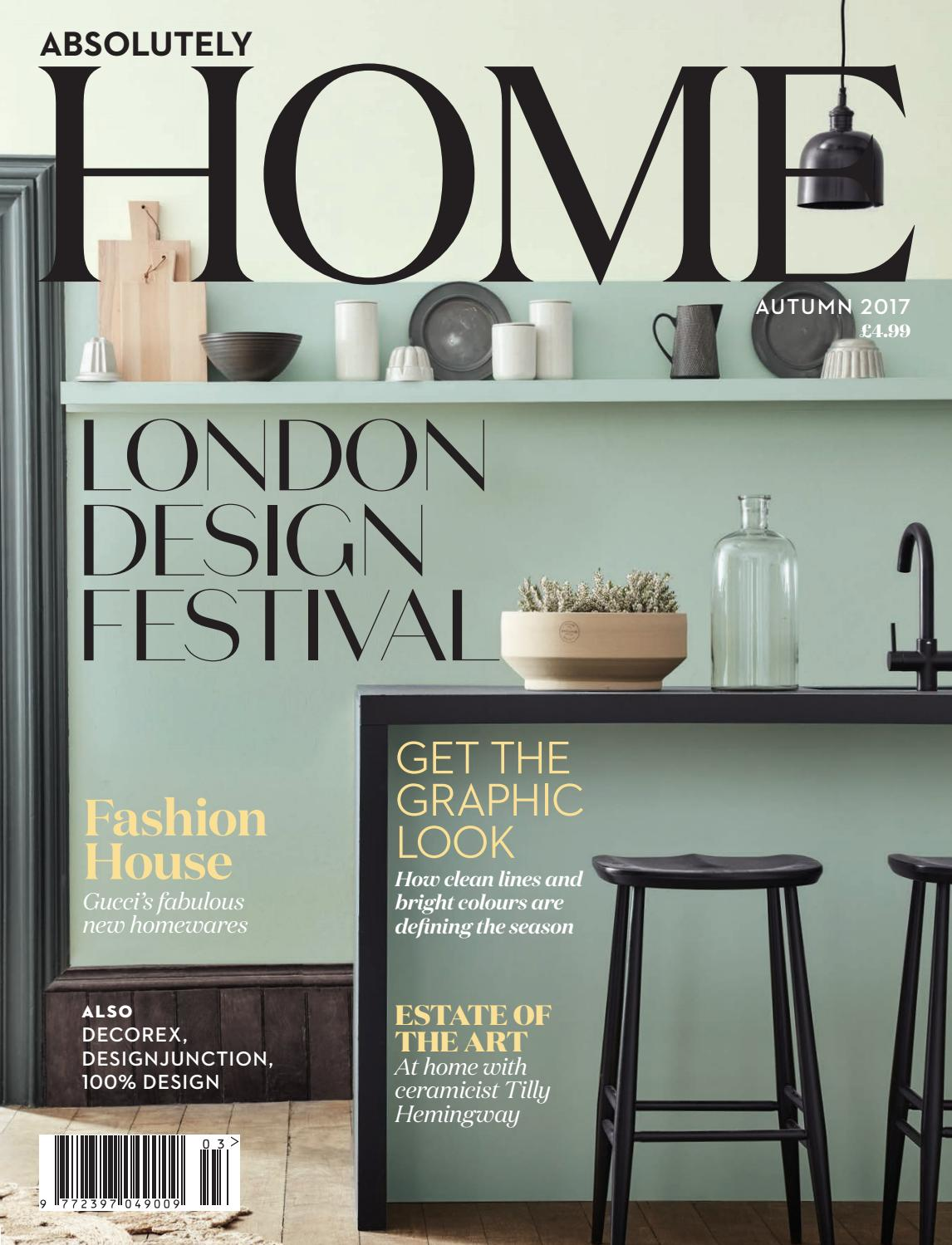 58a17fb4bf2 Absolutely Home Autumn 2017 by Zest Media London - issuu