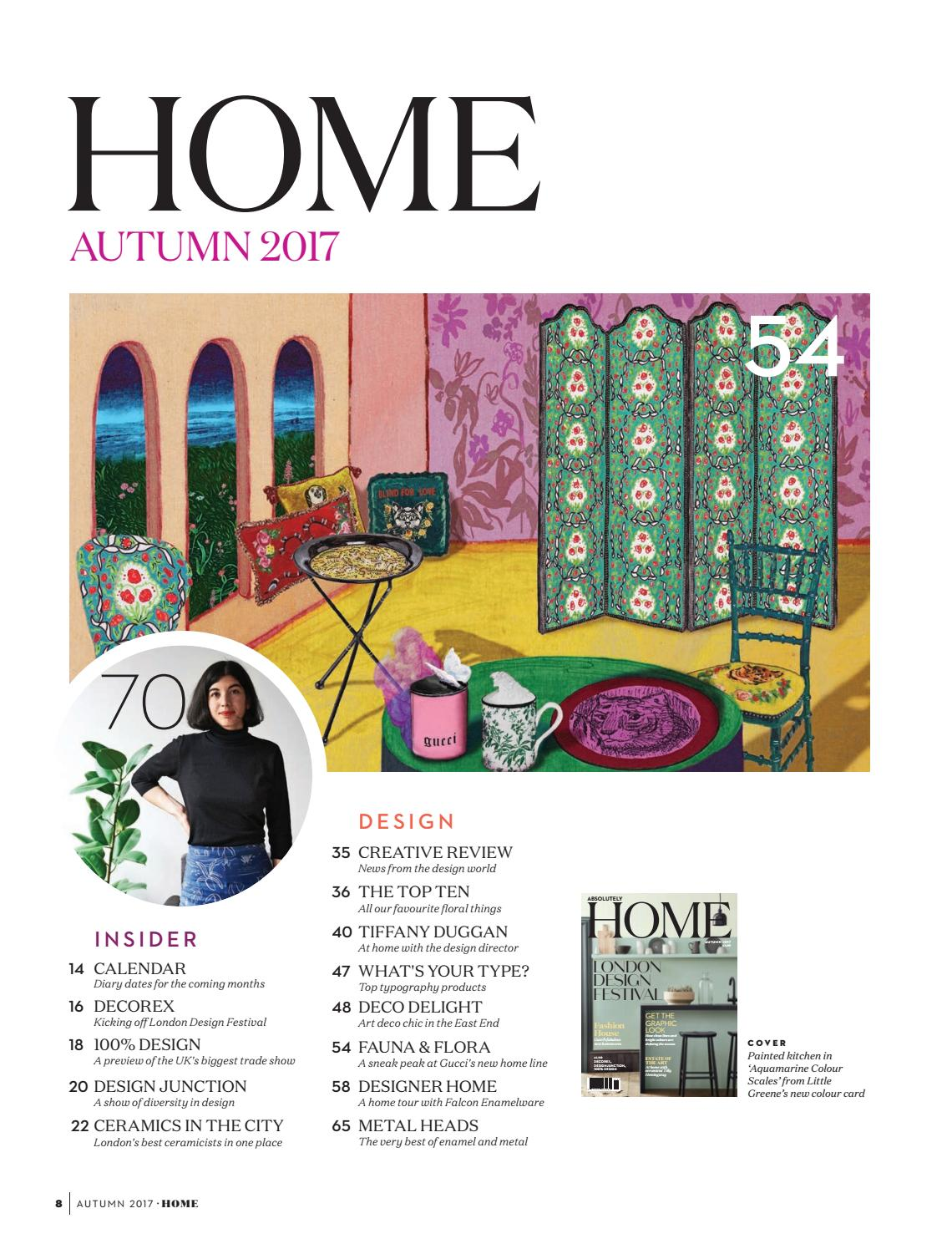 absolutely home autumn 2017 by zest media london   issuu