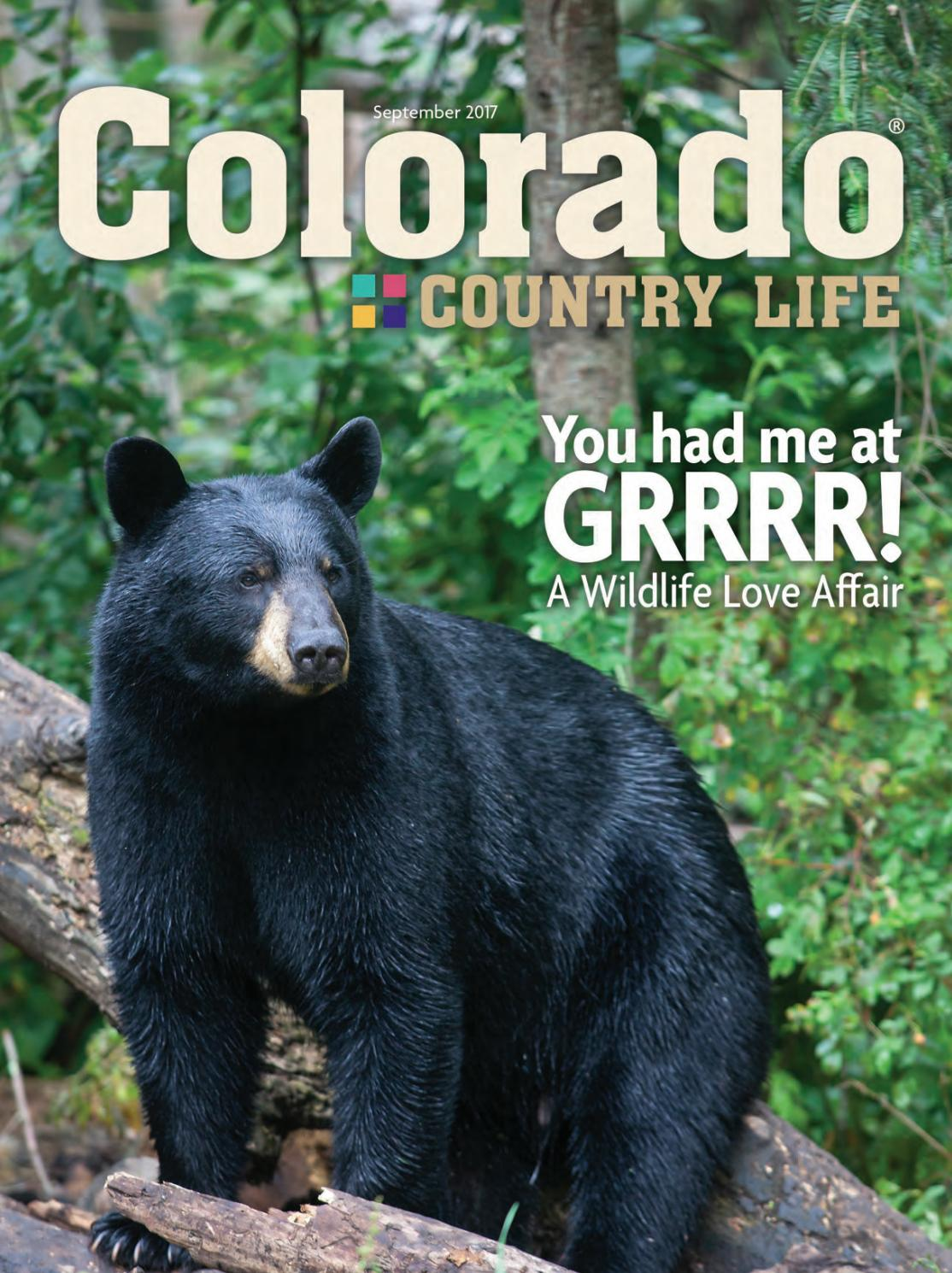 Colorado Country Life September 2017 Grand Valley By National  # Lift Motorise Erard