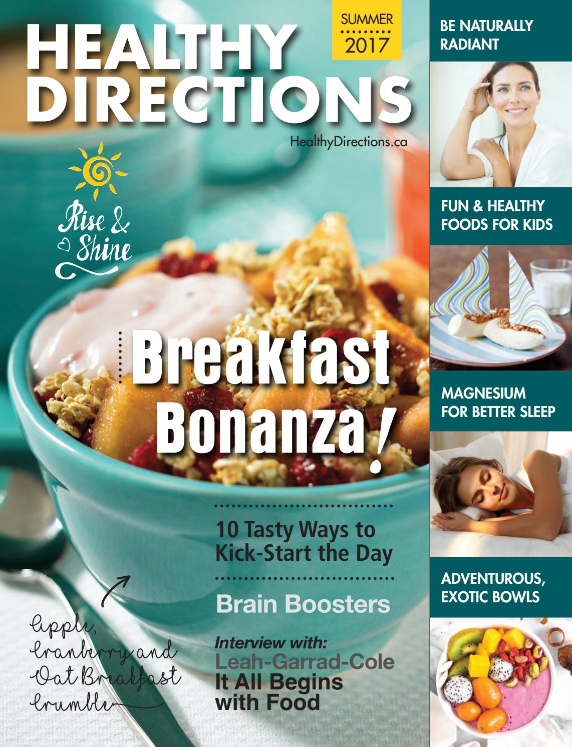 Healthy Directions Summer 2017 by Healthy Directions - issuu