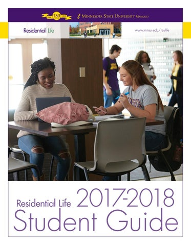 2017-2018 Student Guide by Minnesota State University