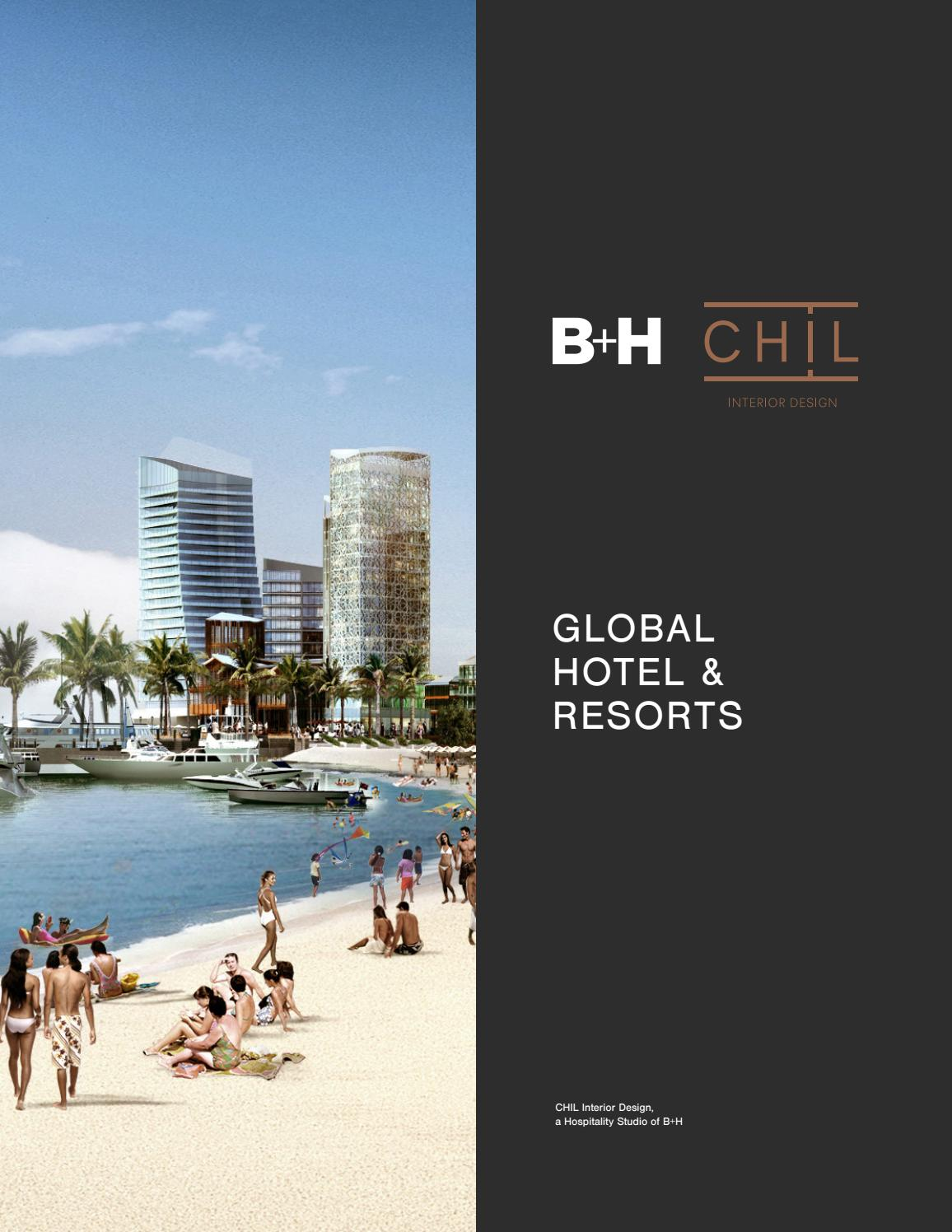 B H CHIL Hotel Resorts By Architects