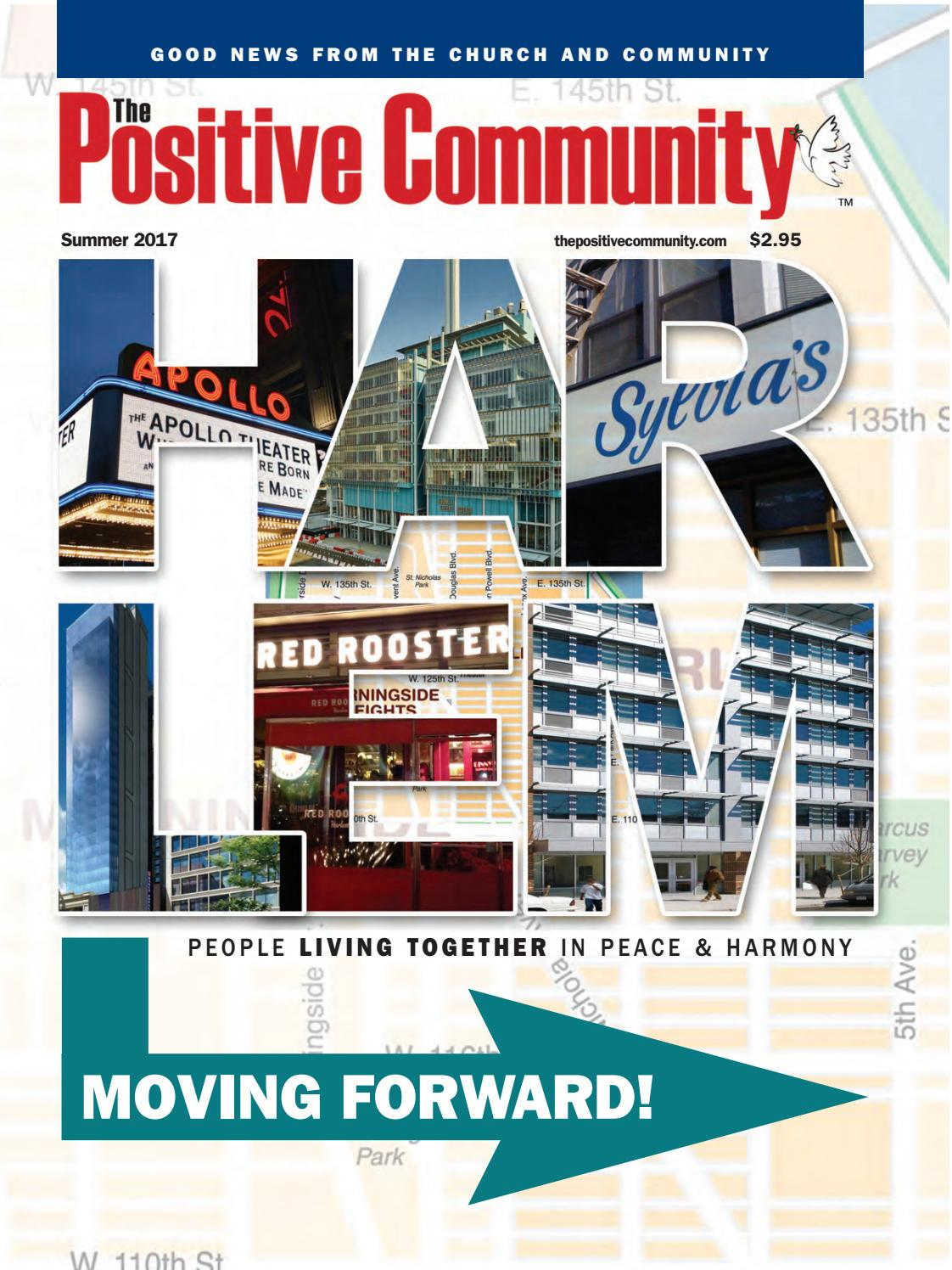 Summer 2017 by The Positive Community - issuu