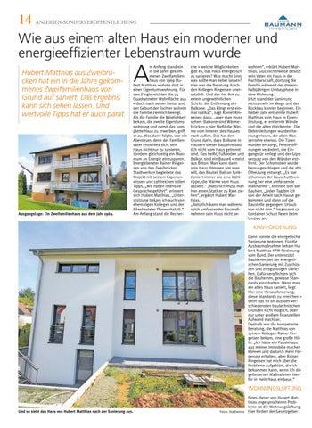 Häuser erzählen ihre Geschichte 25.08.2017 by Saarbrücker ...