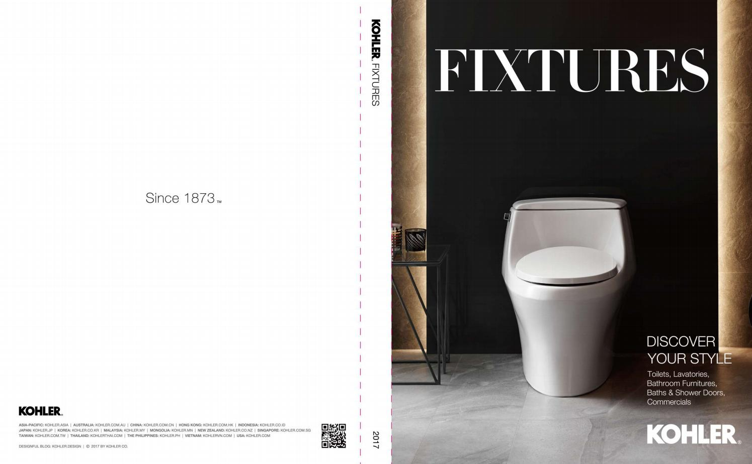 Kohler - Fixtures Asia Book 2017 by Dexterton - issuu