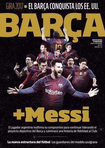 REVISTA BARÇA - Nº88 - CASTELLANO by FC Barcelona - issuu 22fd9c30321