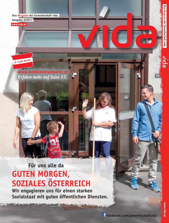 Vida Magazin 42017 Guten Morgen Soziales österreich Im