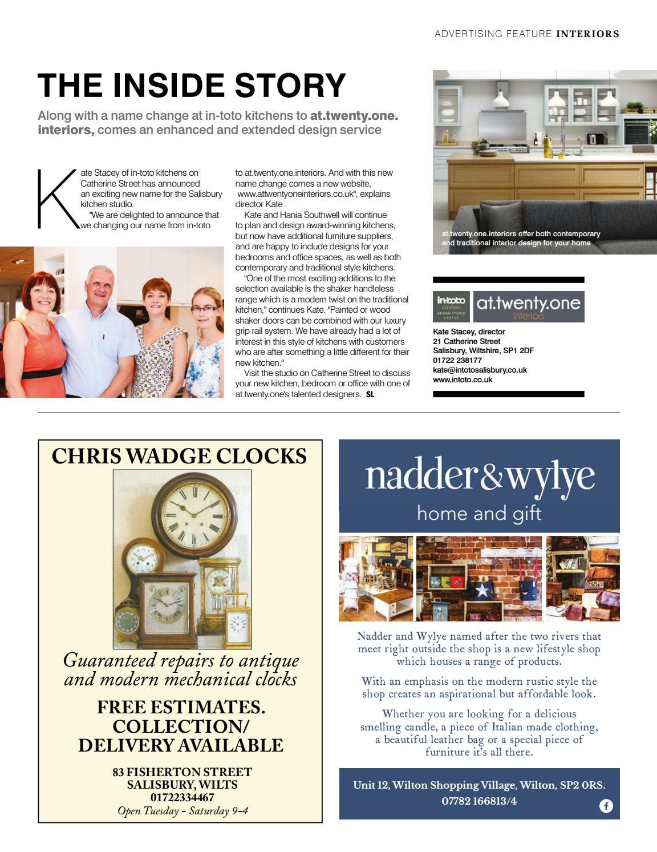 Salisbury Life - issue 241 by MediaClash - issuu