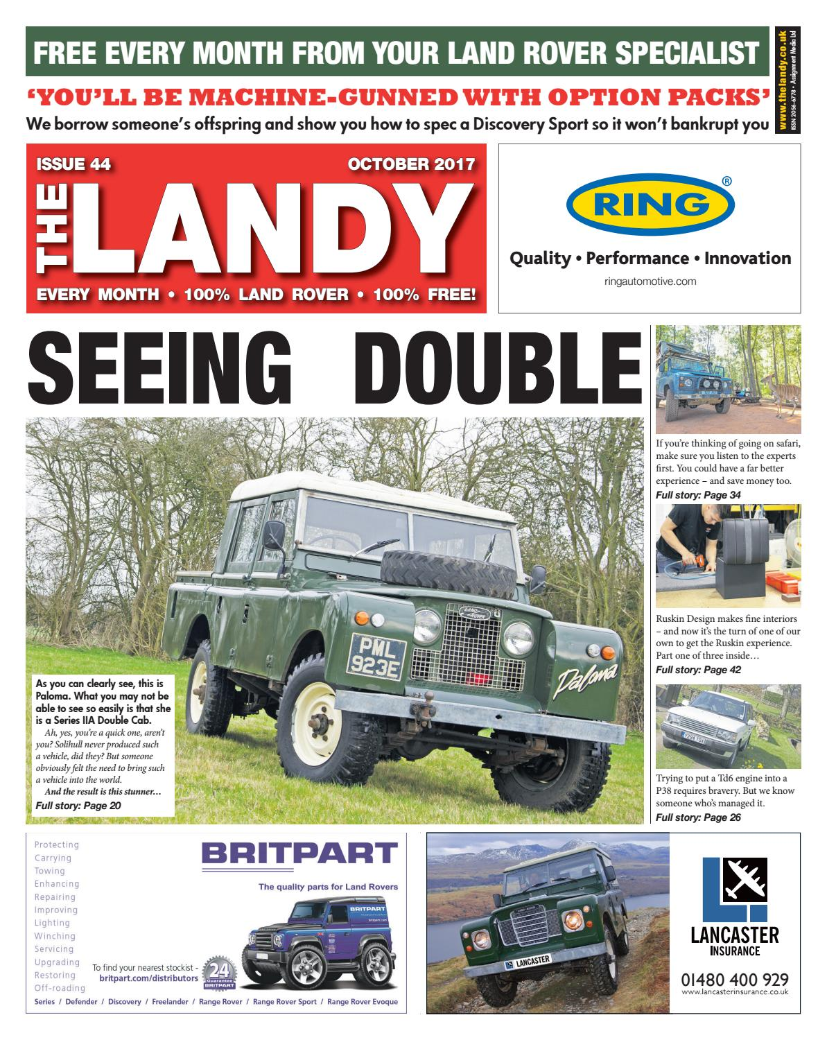 198a2a7e403f The Landy October 2017 by Assignment Media Ltd - issuu