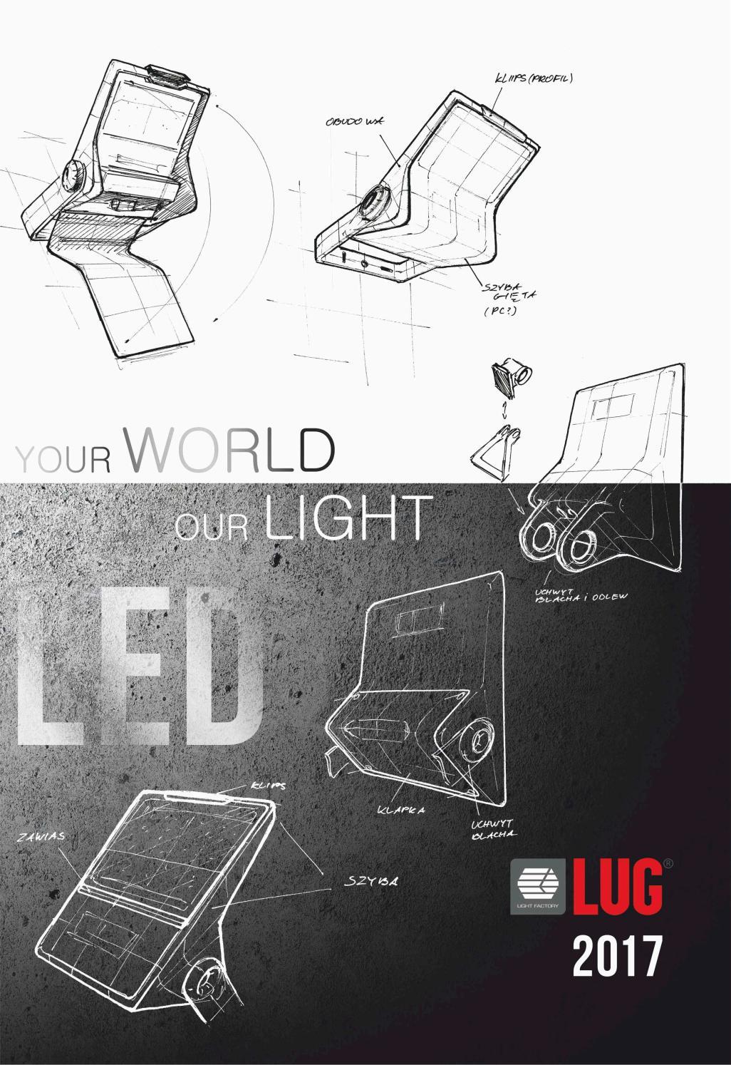 LUG LED Catalogue 2017 [EN / PL / DE] by LUG Light Factory - issuu