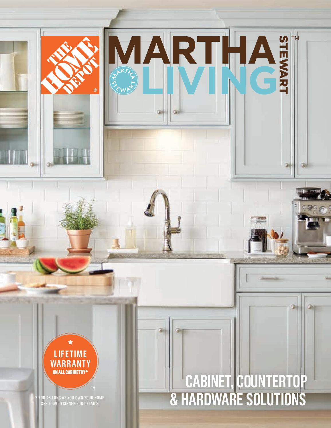 Martha Stewart Living At The Home Depot By Meredith Corporation Issuu