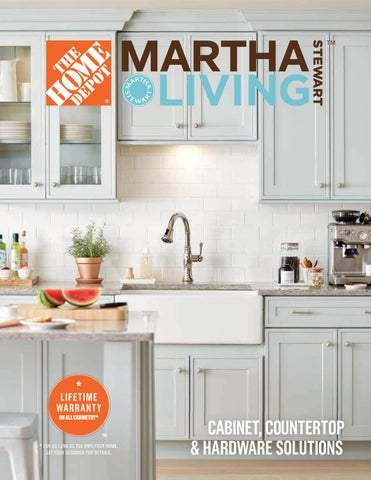 Martha Stewart Living, At The Home Depot By Meredith Corporation   Issuu