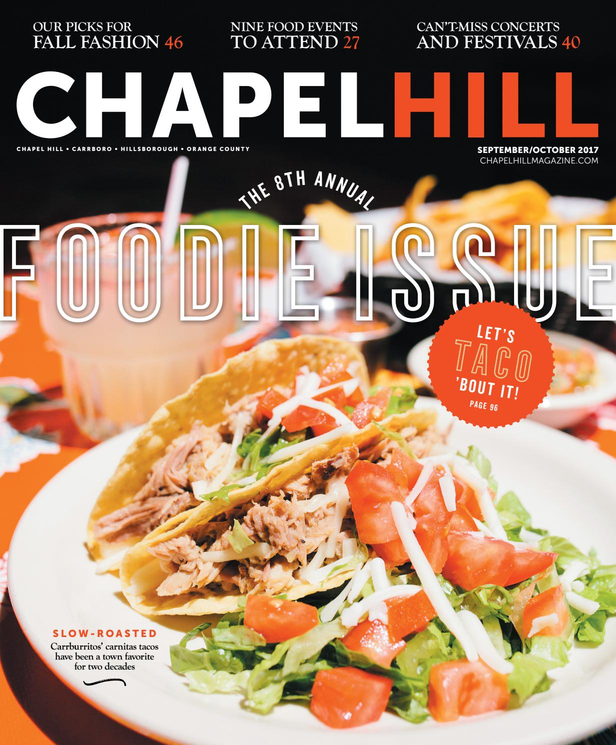 chapel hill magazine sept oct 2017 by shannon media issuu